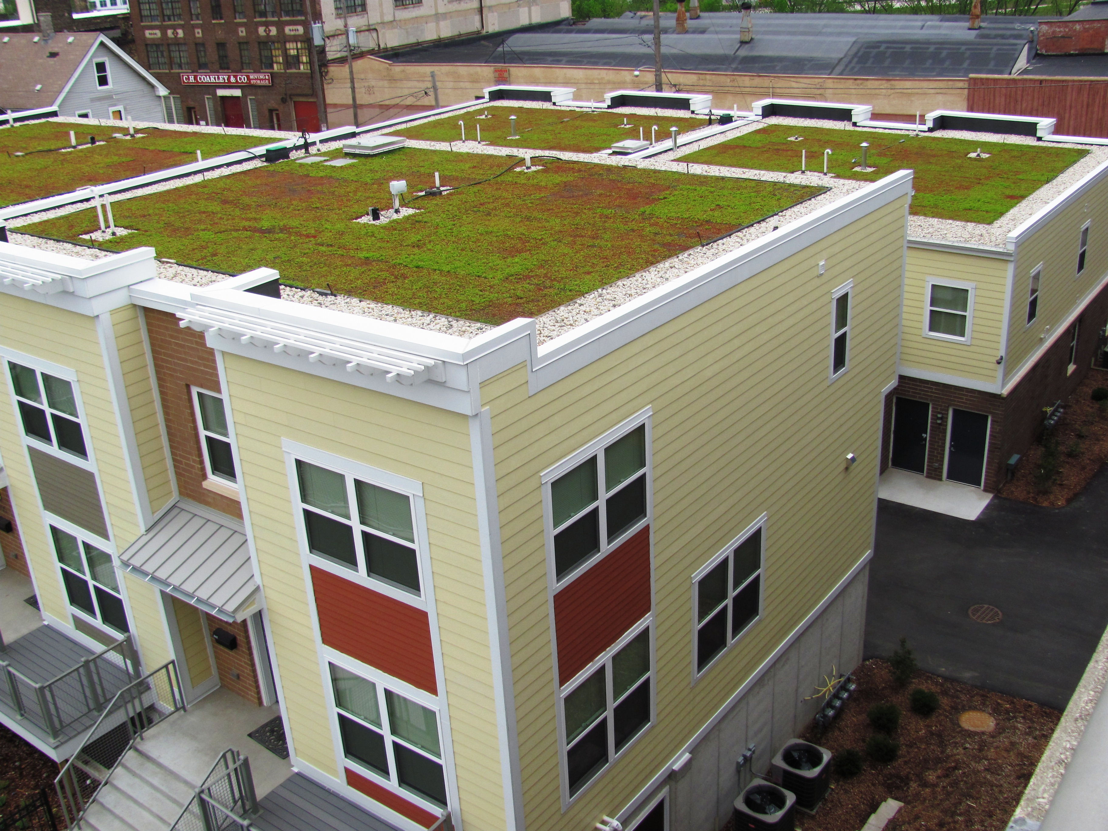 Xero Flor Green Roof System From Xero Flor America Xfa