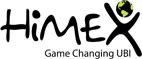 HIMEX logo Game Changing UBI