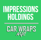 Car Wraps NYC: Impressions Holdings