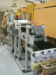 Throughput is increased with DynaCon modular conveyors cavity separation system