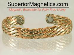 Magnetic Bracelet Life's Tapestry