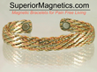 New Sergio Lub Magnetic Bracelet Announced Superior Magnetics