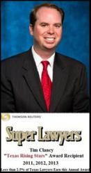 Dallas Criminal Defense Attorney Tim Clancy