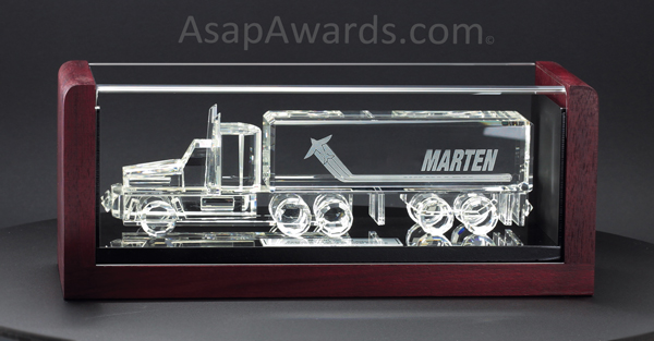 Long Haul Trucking >> Marten Transport Awards Drivers With Custom Awards from ...