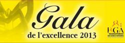 RGA Gala excellence 2013