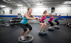 Women – 18 or older – are invited to both Tidewater Performance Centers for unlimited, free access to the Total Body Conditioning classes led by degreed and certified personal and sports performance trainers.