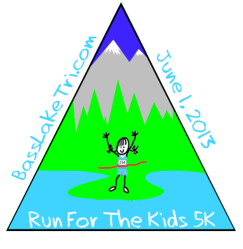 The Run for Kids 5K, part of the third annual Bass Lake Classic Triathlon, will raise money for three local nonprofits that benefit local youth.