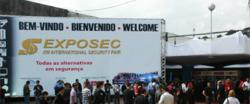 EXPOSEC in Sau Paulo, Brazil