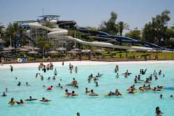 Big Surf Waterpark in Tempe, Arizona