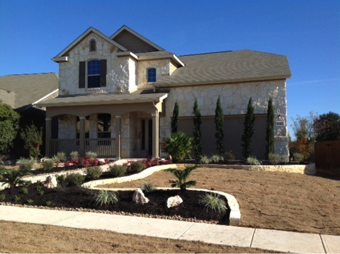 Lennar San Antonio Opens New Model Home In Magnolia Springs