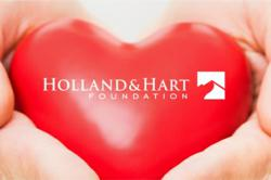 Holland & Hart Foundation logo