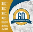 North American Title Celebrates 60 Years of Title Industry Expansion, Stability and Success