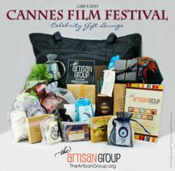 The Artisan Group Celebrity Gift Bag for the 66th Annual Cannes Film Festival