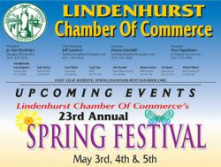 Spring Fest 2013 in Long Island Sponsored by Lindenhurst Chamber of Commerce