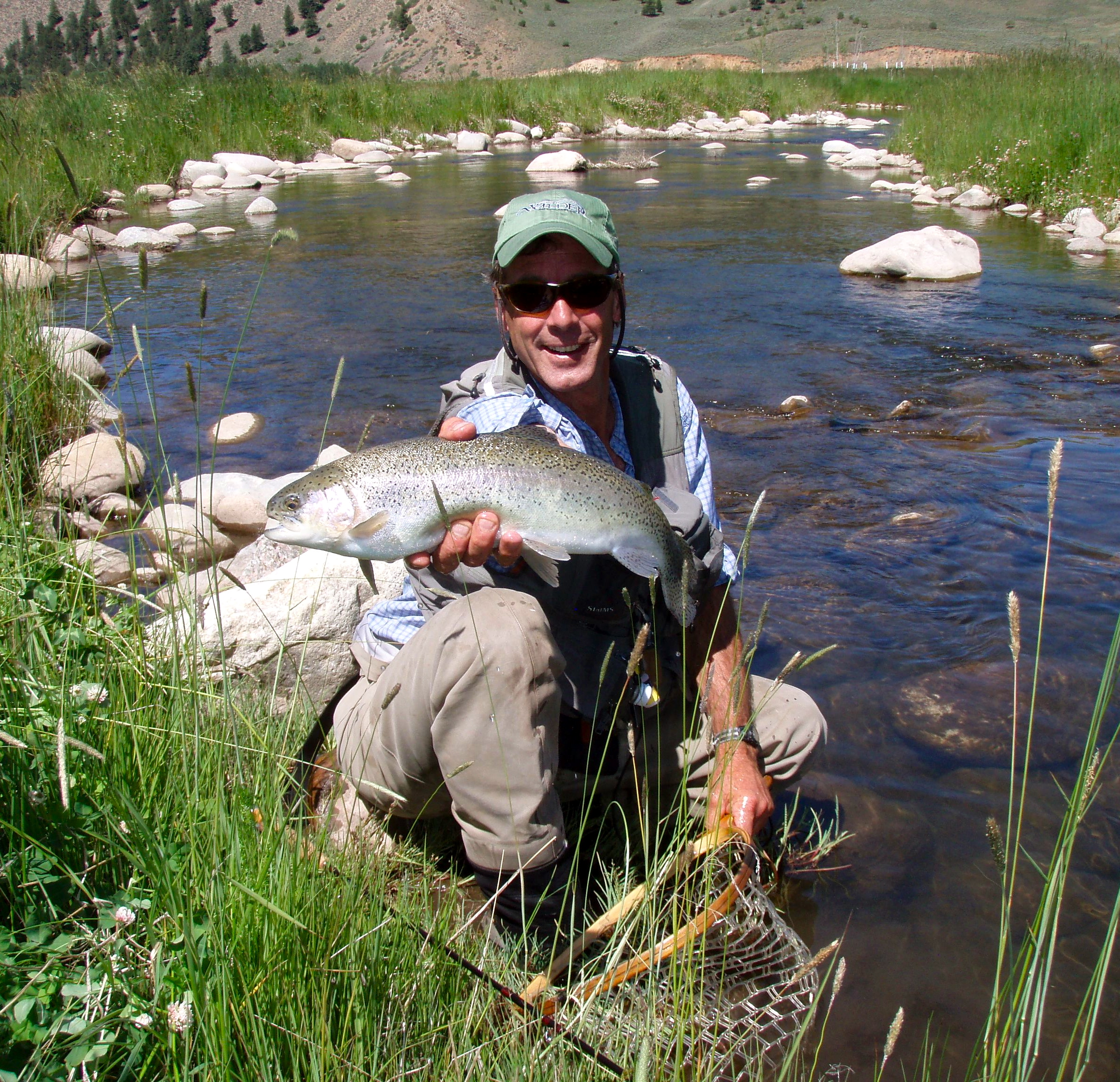 Colorado s wilder on the taylor introduces master guides for Colorado fishing guide