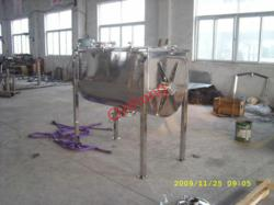 closed ribbon blender