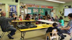 ECLC classroom