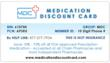 Focalin Coupon Card Now Available at MedicationDiscountCard