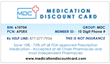 MedicationDiscountCard.com Makes Tazorac Discount Cards For Psoriasis...