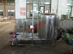 perfume mixer with separate chiller