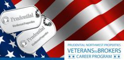 Prudential NW Veterans to Brokers Career Program