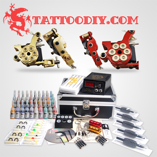 Tattoo kits for sale now at for Tattoo gun kits for sale