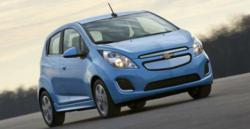 The Chevy Spark EV
