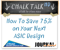 How to Save 75% on Your Next Mixed Signal ASIC Design