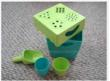biodegradable toys, environmentally friendly toys,non-polluting toys,beach toys,environmentally safe toys,sabd bucket