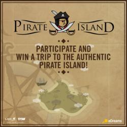 edreams pirate island app
