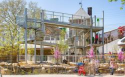 Salter Spiral Stair Announces Completion Of Philadelphia Zoo Project
