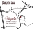 Map of Magnolia at Old Creek Ranch