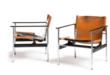 Vintage Knoll - Charles Pollock Model 657 Arm Chair