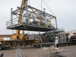 Modular Process Scale-up Skid Design