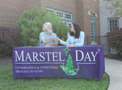 Marstel-Day and Woodmere Associates Lease Signing