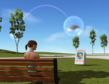 In Celebration of First Anniversary, Virtual World Cloud Party...