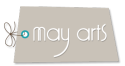 Ribbon Supplier May Arts Logo