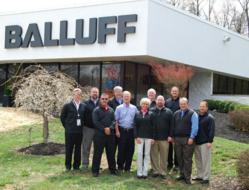Balluff's Midwest Sales Team