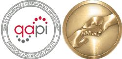 QAPI Accreditation and Embracing Quality Award