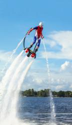 FlyBoard Tommy Bartlett Show