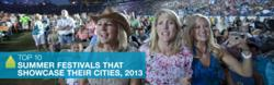Livability.com Top 10 Summer Festivals
