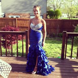 Lance Stephenson Ultimate Prom Donated by RaeLynn's Boutique