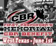 Championship Bull Riding Hosts Event in West Texas; Event Will Benefit...