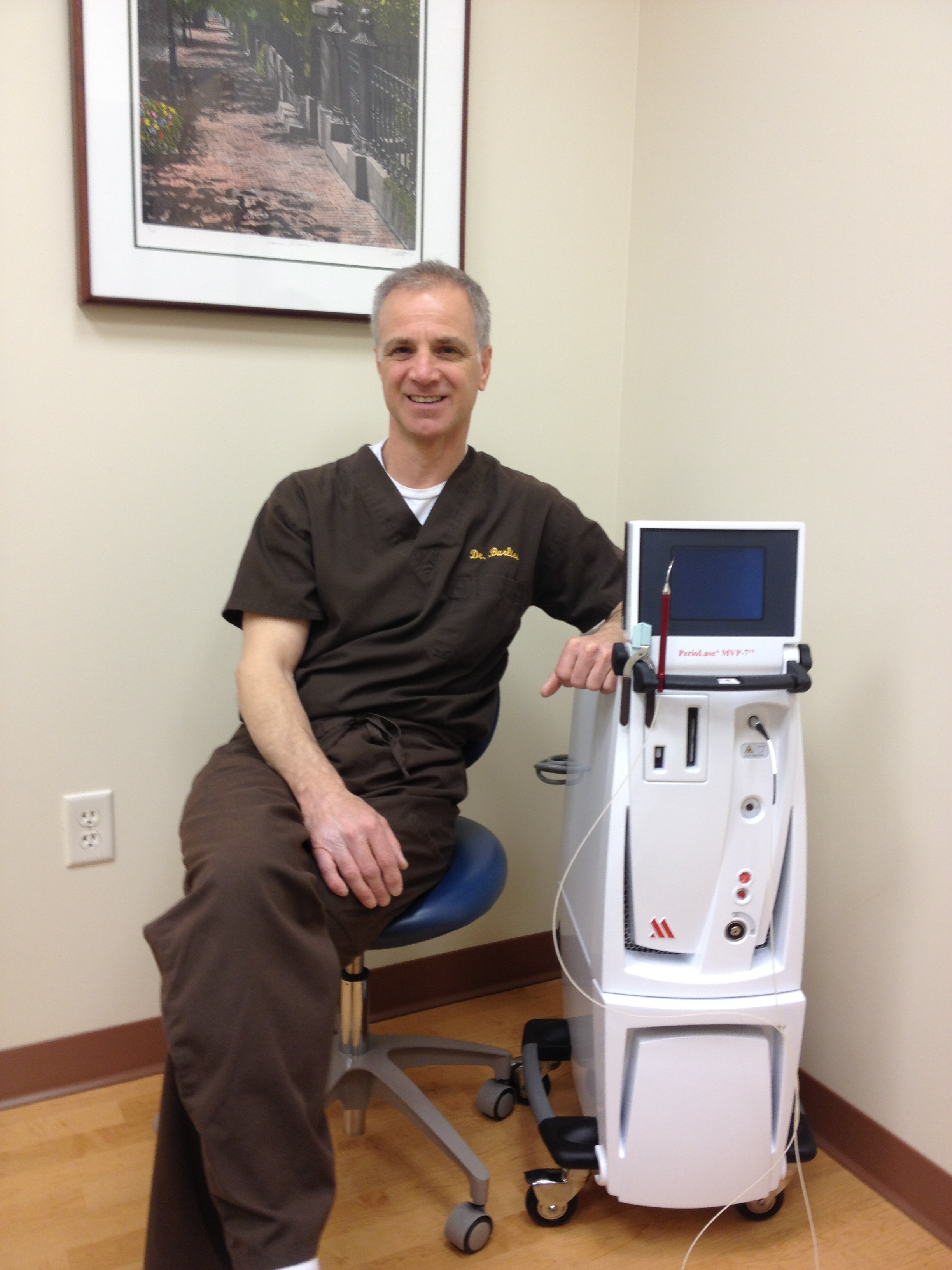 Salem Nh Periodontist Dr Charles Burliss Is Bringing