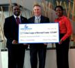 Florida Career College Donates $25,000 to Urban League of Broward...
