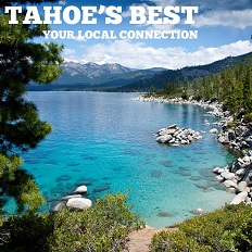 Boating in Lake Tahoe