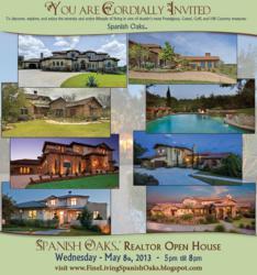 Austin Luxury Realtors present Realtor Open House in Spanish Oaks