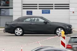 New Mercedes C Class Cabriolet