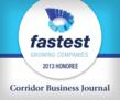Clickstop Recognized as one of the Area's Fastest Growing Companies...