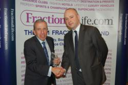 The Fractional Consultant accepts award from Fractional Life